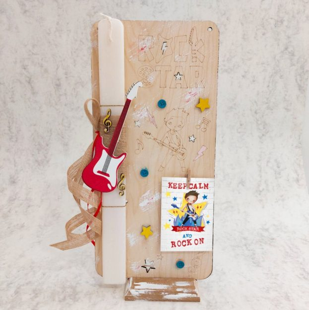 Λαμπάδα κιθάρα